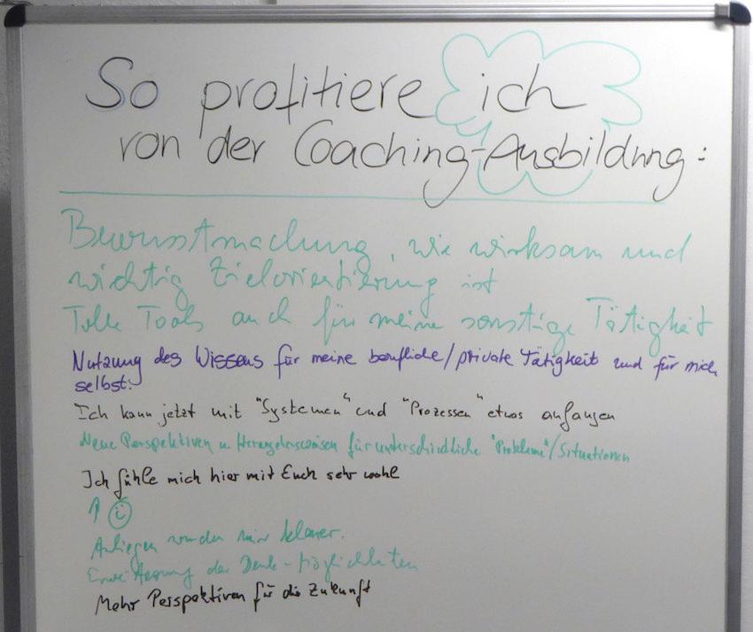 So profitiere ich von der Coaching-Ausbildung